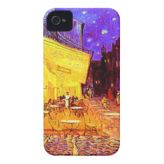 Van Gogh Cafe Terrace at Night Case-Mate iPhone 4 Case