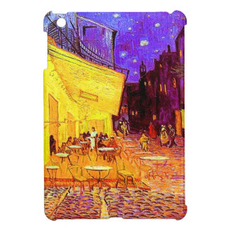 Van Gogh Cafe Terrace at Night iPad Mini Cover