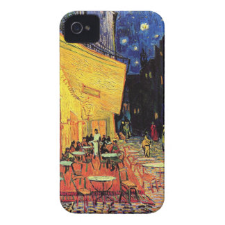 Van Gogh Cafe Terrace At Night iPhone 4 Covers