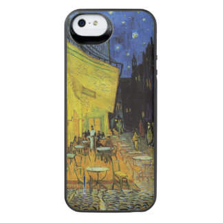 Van Gogh; Cafe Terrace at Night iPhone SE/5/5s Battery Case