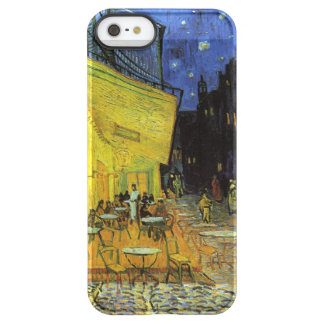 Van Gogh; Cafe Terrace at Night Permafrost® iPhone SE/5/5s Case