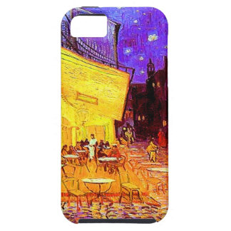 Van Gogh Cafe Terrace at Night Tough iPhone 5 Case
