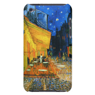 Van Gogh Café Terrace iPod Case Barely There iPod Case