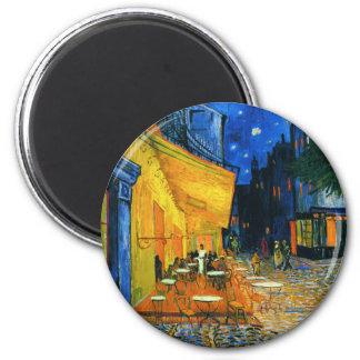 Van Gogh Café Terrace Magnet
