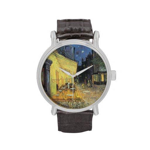 Van Gogh Cafe Wristwatch