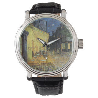 Van Gogh Cafe Wrist Watches
