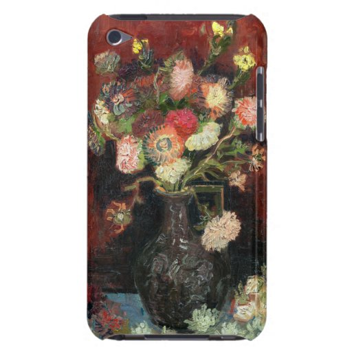 Van Gogh Chinese Asters iPod Touch Cover