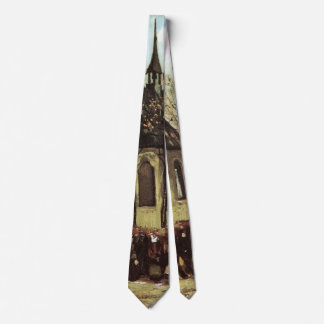 Van Gogh Congregation Leaving the Reformed Church Tie