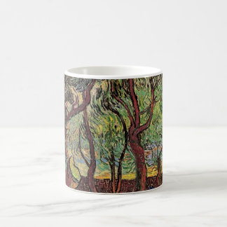 Van Gogh Corner of Saint-Paul Hospital and Garden Coffee Mug