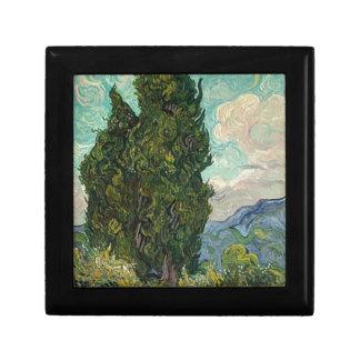 Van Gogh Cypresses Gift Box