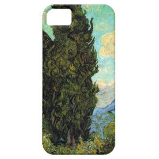 Van Gogh Cypresses iPhone 5 Cover