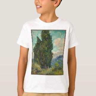 Van Gogh Cypresses T-Shirt
