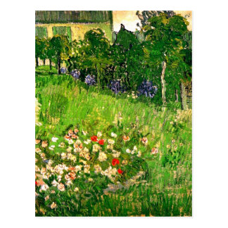 Van Gogh Daubigny's Garden (F765) Fine Art Post Cards