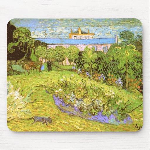 Van Gogh Daubigny's Garden  (F777) Mouse Pads