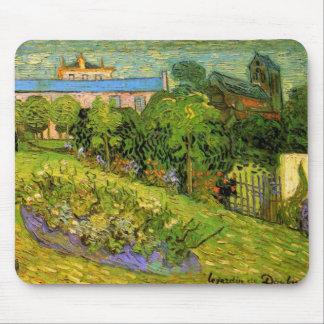 Van Gogh Daubigny's Garden, Le Jardin Fine Art Mouse Pad