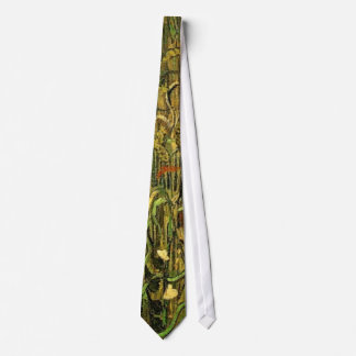 Van Gogh Ears of Wheat Tie
