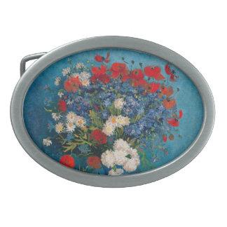 Van Gogh & Elizabeth Flower (Change Shape) - Belt Buckle