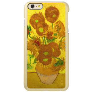 Van Gogh Fifteen Sunflowers In A Vase Fine Art