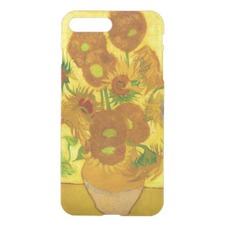 Van Gogh Fifteen Sunflowers In A Vase Fine Art iPhone 8 Plus/7 Plus Case