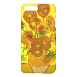 Van Gogh Fifteen Sunflowers In A Vase Fine Art iPhone 8 Plus/7 Plus Case