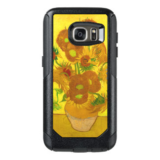 Van Gogh Fifteen Sunflowers In A Vase Fine Art OtterBox Samsung Galaxy S7 Case
