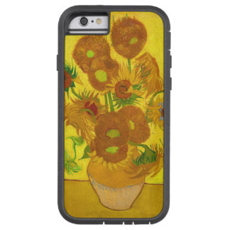 Van Gogh Fifteen Sunflowers In A Vase Fine Art Tough Xtreme iPhone 6 Case