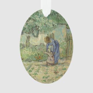 Van Gogh First Steps after Millet