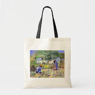 Van Gogh - First Steps Budget Tote Bag