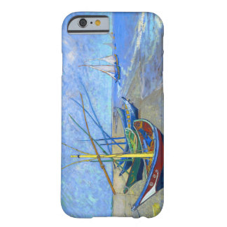 Van Gogh Fishing Boats Beach Saintes-Maries (F413) Barely There iPhone 6 Case