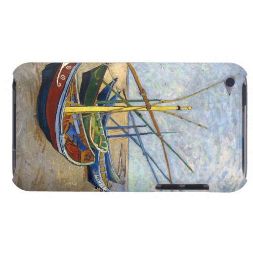 Van Gogh Fishing Boats Barely There iPod Covers