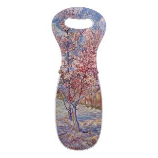 Van Gogh | Flowering Peach Trees | 1888 Wine Bag