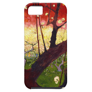 Van Gogh Flowering Plum Tree After Hiroshige Case For The iPhone 5