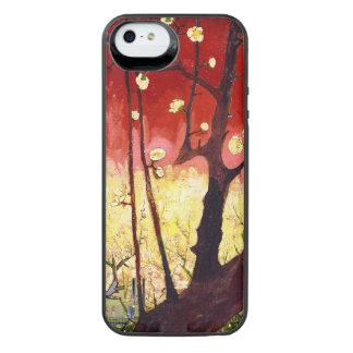 Van Gogh Flowering Plum Tree After Hiroshige iPhone SE/5/5s Battery Case