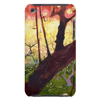 Van Gogh Flowering Plum Tree After Hiroshige iPod Touch Covers