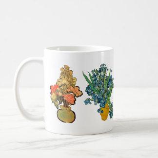 Van Gogh Flowers Coffee Mug