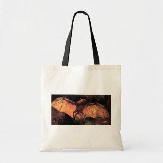 Van Gogh - Flying Fox Budget Tote Bag