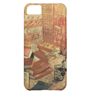Van Gogh French Novels and Rose iPhone 5C Case