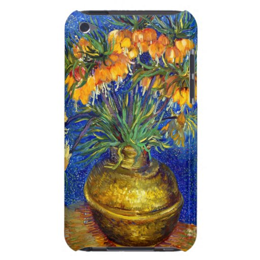 Van Gogh - Fritillaries Barely There iPod Covers