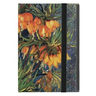 Van Gogh Fritillaries in a Copper Vase Cover For iPad Mini