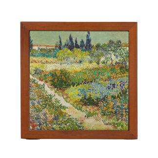 Van Gogh Garden at Arles Desk Organiser