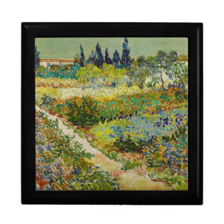 Van Gogh Garden at Arles Gift Box