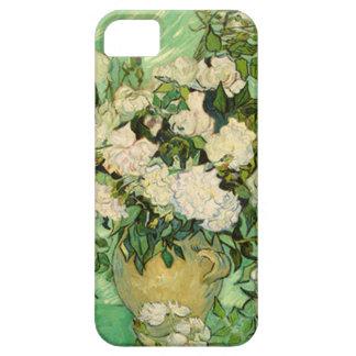 Van Gogh Gifts Still Life w/ Roses Impressionism iPhone 5 Case