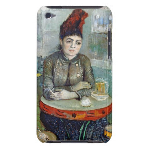 Van Gogh In The Cafe iPod Touch Cover