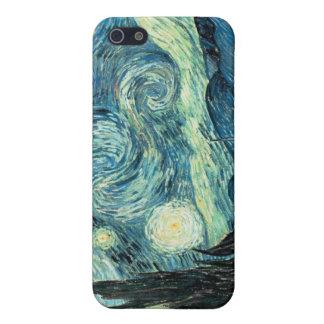 Van Gogh iPhone 5 Covers