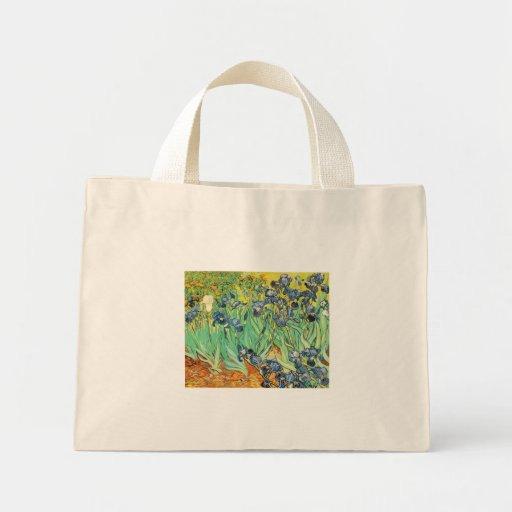 van Gogh - Irises (1889) Bags