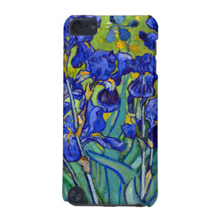 Van Gogh Irises 1889 iPod Touch (5th Generation) Case