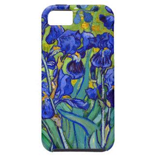 Van Gogh Irises 1889 Tough iPhone 5 Case