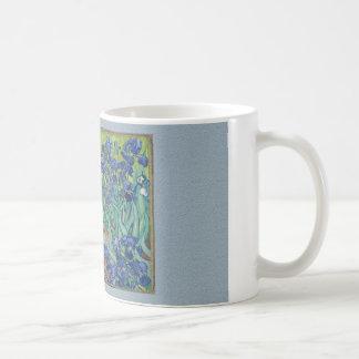 Van Gogh Irises Basic White Mug
