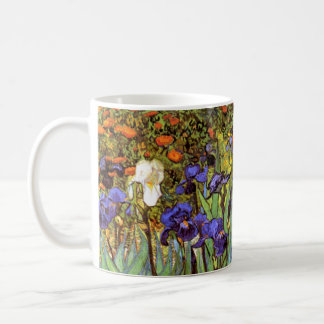 Van Gogh: Irises Coffee Mug