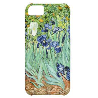 Van Gogh Irises Detail Phone Case